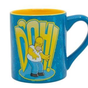 The Simpsons HOMER SIMPSON Doh! 14 oz Coff…